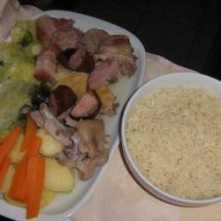 Cozido à portuguesa (Pot-au-feu à la portugaise)