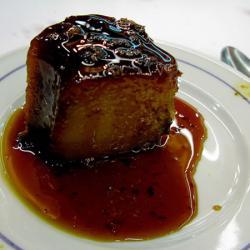 Pudding Abade de Priscos, recette traditionnelle portugaise