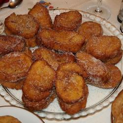 Rabanadas de Noël (Pain Doré), recette traditionnelle portugaise