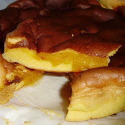 Pão-de-ló d'oeufs mous