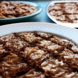 Vermicelle au Chocolat (Aletria de Chocolate)