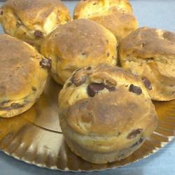 Mini folares (Petits gâteaux de viande) de Trás-os-Montes