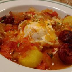 Soupe aux tomates de l'Alentejo