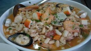 Feijoada aux fruits de mer
