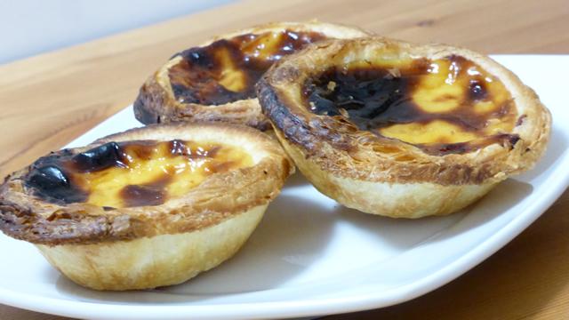 Past is de nata recette portugaise for Cuisine portugaise