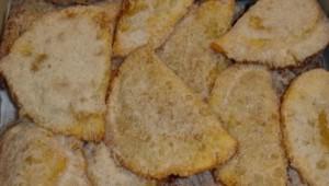Azevias de patate douce (recette de noël)
