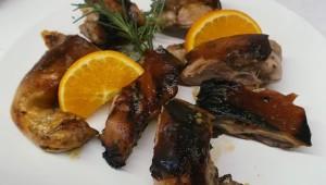 Cochon de lait rôti au four, recette portugaise