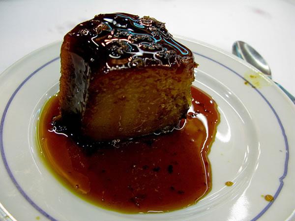 Pudding Abade de Priscos