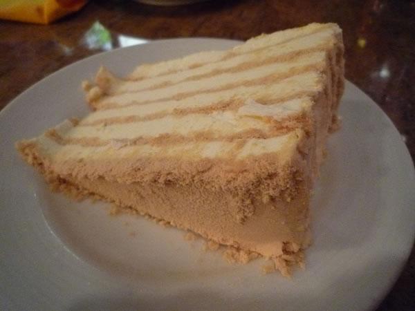 """Crème douce ou """"Serradura"""" portugaise"""