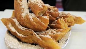 Farturas, douce traditionnelle portugais