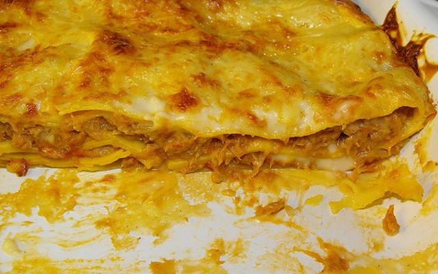 Lasagne de thon