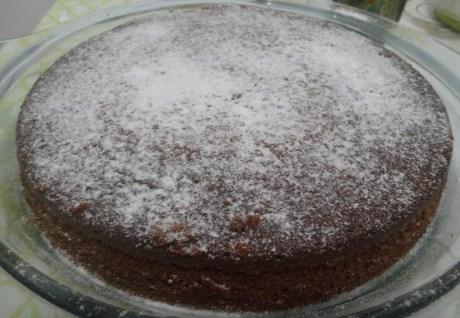 Gâteau à la bière noire