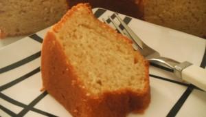 Gâteau de vanille
