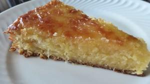 Gâteau réel, recette typique de l´Alentejo (sans couverture)