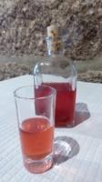 Liqueur de fraise maison
