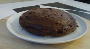 Gâteau mousse ao chocolat - Pauline Frot