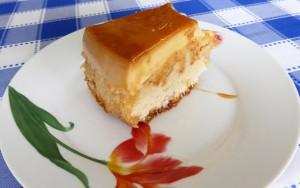Gâteau pudding à la noix de coco