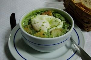 Açorda Alentejana, recette traditionnelle