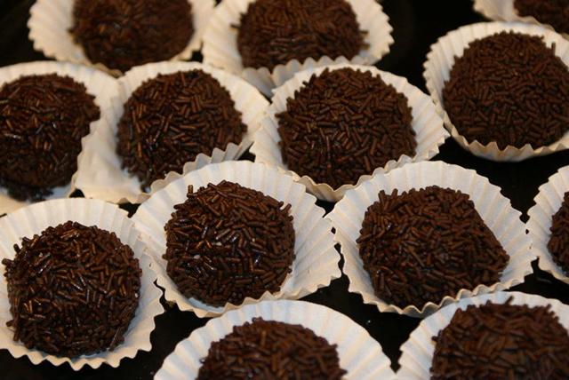 Brigadiers au chocolat