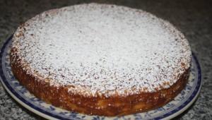 Gâteau de citron et amande