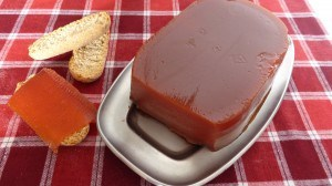 Marmelade maison