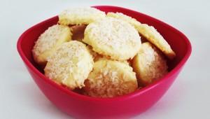Biscuits de noix de coco