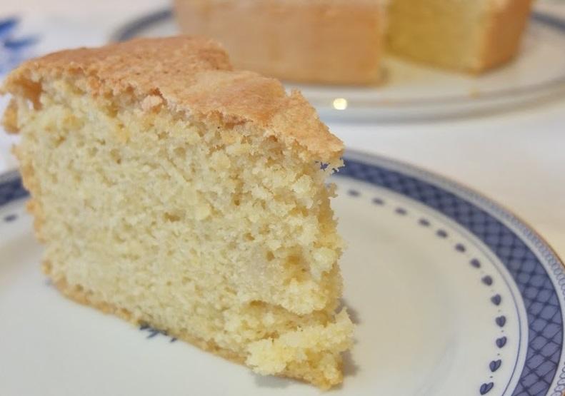 Pão de ló d'amande (Évora)
