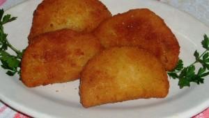 Rissoles (beignets) de crevettes