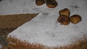 Tarte de Châtaignes