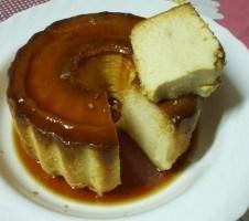 Pudding au fromage caillé à la mode de Manteigas