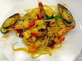 Spaghetti à marin (Esparguete à marinheiro)