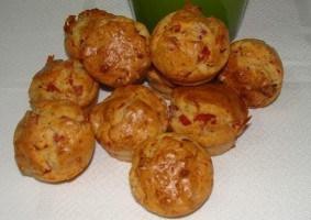 Cupcakes au Chorizo