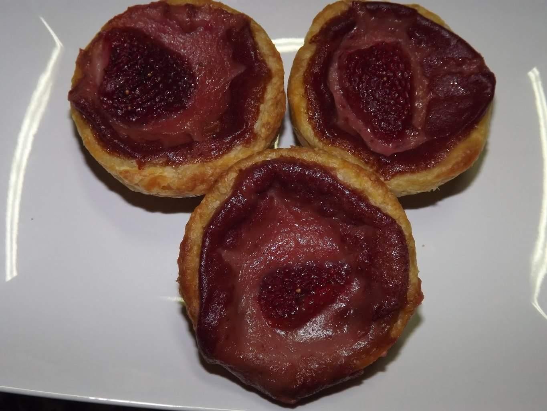 Pastels de cerise (Pastéis de Cereja)