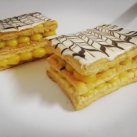 Gâteau Mil-feuilles