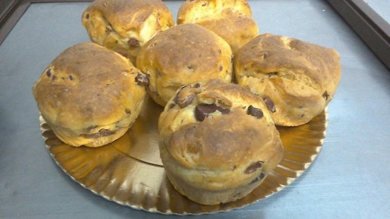 Mini folares/Petits gâteaux de viande (Trás-os-Montes)